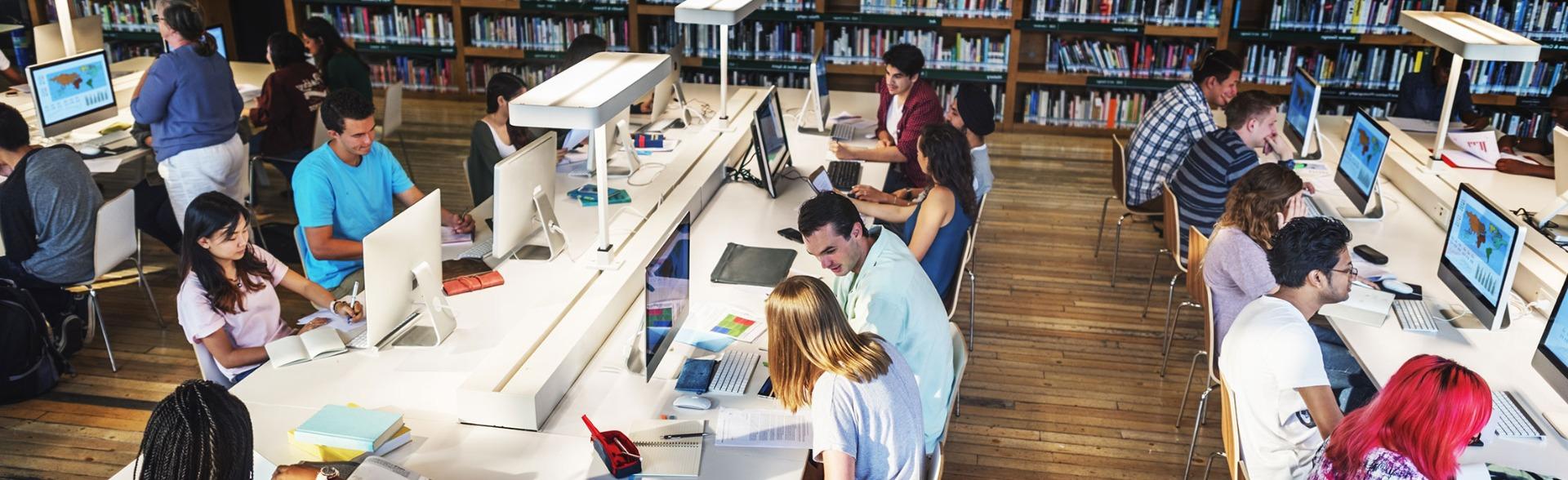 Ecoles et universités: Assurer la protection électrique de son réseau informatique grâce à un onduleur